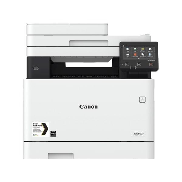 پرینتر چندکاره لیزری رنگی کانن مدل i-SENSYS MF734Cdw